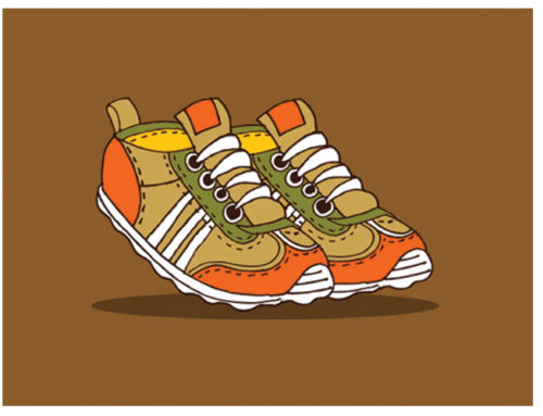 Shoe Illustration