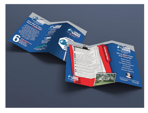 Silent Guard Tri-Fold Brochure