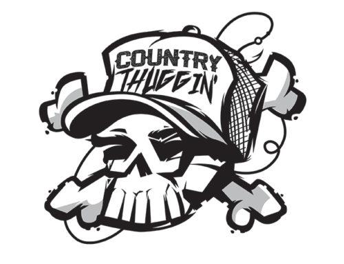 Country Thuggin Logo