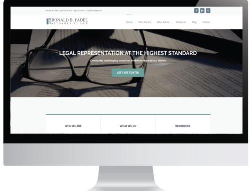 Ron Fadel Website