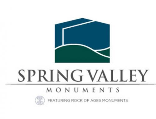 Spring Valley Monuments Logo